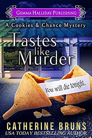 a mortal likeness a mystery mysteries books tastes like murder cookies chance mysteries book 1