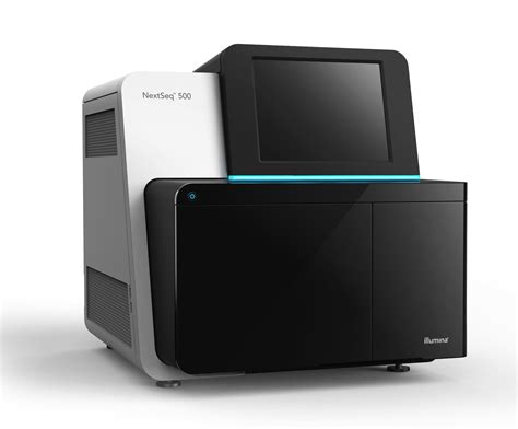 illumina sequencing machine genomics