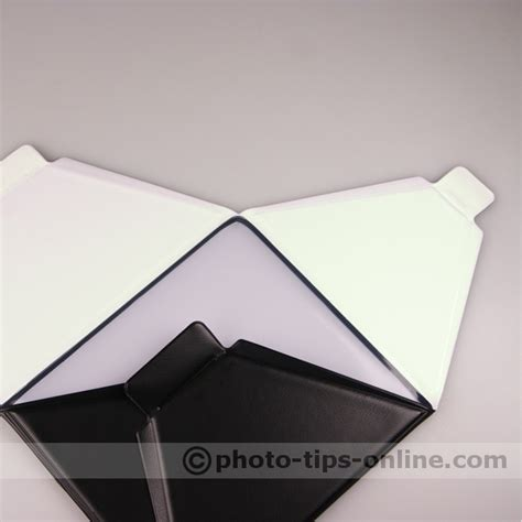 Lu Softbox lumiquest softbox iii flash diffuser folding photo tips