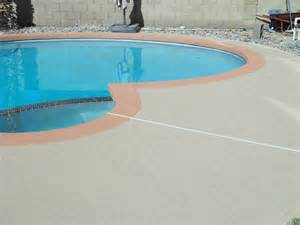 can acrylic lace texture be applied over existing kool deck lace pool deck blog