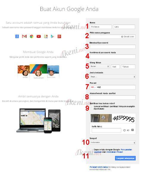 cara membuat gmail baru youtube cara membuat email baru di gmail ikeni net