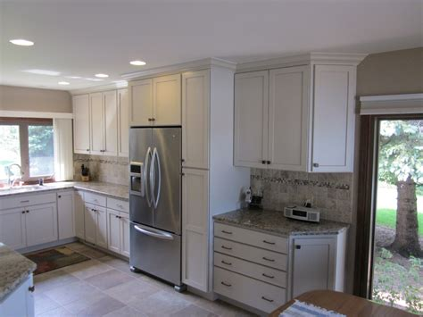Painted Kitchens Cabinets Photos Kitchens With Painted Maple Or Rustic Alder