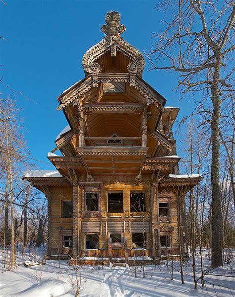 la casa russia le 17 pi 249 strane che sembrano uscite dalle favole