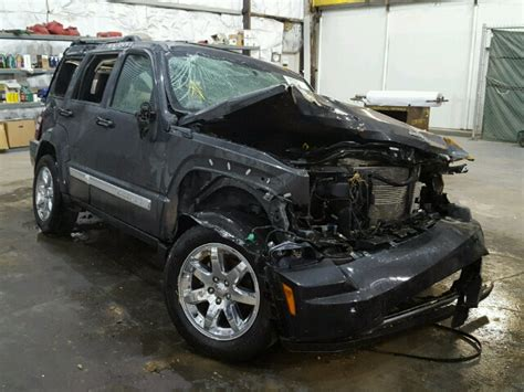 2010 Jeep Parts Salvage 2010 Jeep Liberty Limited Subway Truck Parts