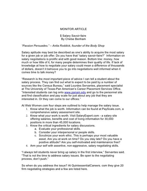 salary negotiation email sample practicable photo letter after job