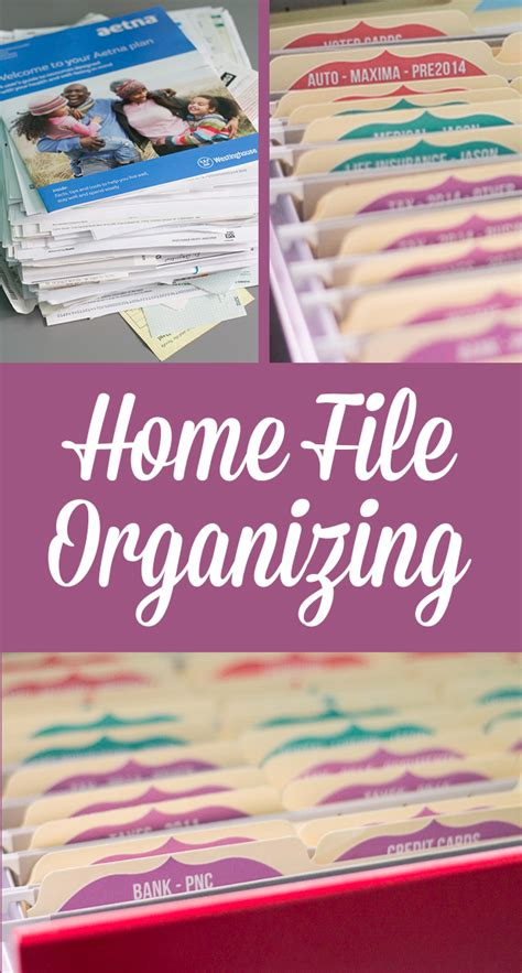 how to organize files iheartplanners bloglovin