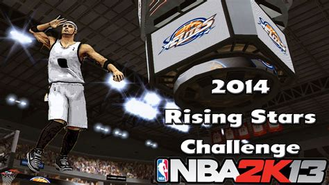 2014 rising challenge nba 2k13 mycareer ep41 2014 rising challenge