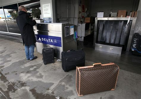delta domestic baggage delta airlines raises its fee for checked bags zimbio