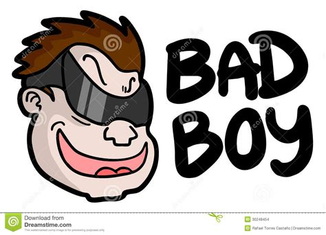 boys bad design bad boy stock images image 30248454