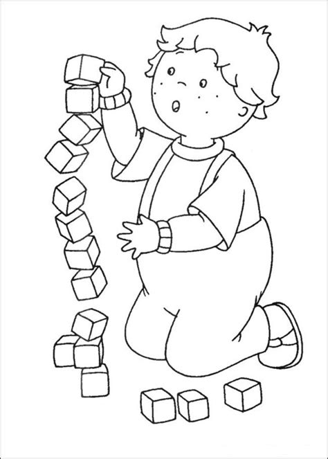 caillou coloring pages pdf caillou coloring pages online picture 27 free