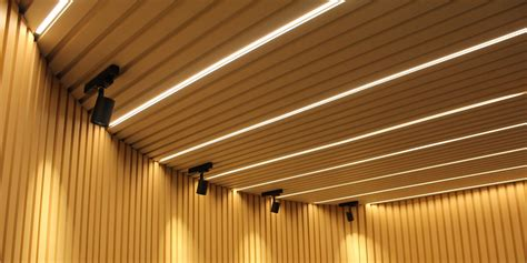 Composite Wood Ceiling by Ceiling Soffit Solution Composite Timber Decking