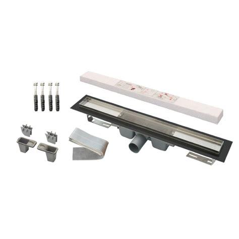 canalette doccia canalette doccia liquid in acciaio inox canalette