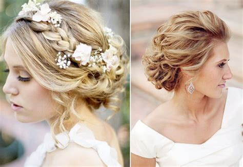 Wedding Hair Updo With Flower by Wedding Hairstyles With Flowers Hairstyle For