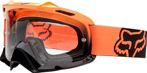 fox motocross goggles fox racing airspc goggles motocross dirtbike mx atv gear