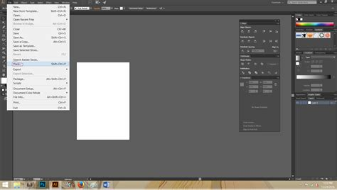 ukuran layout brosur cara melayout brosur untuk cetak part1 kursus desain