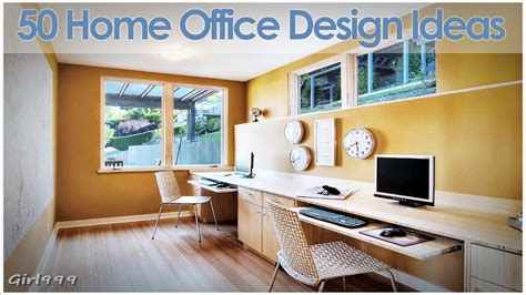 home office design youtube 50 awesome home office design ideas youtube