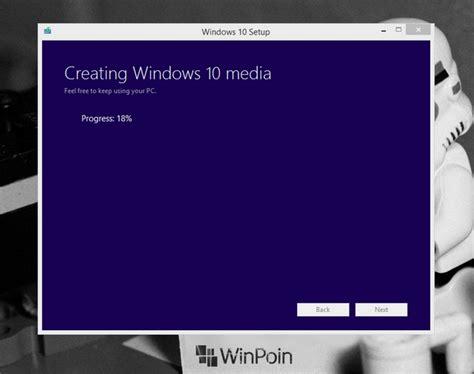 tutorial upgrade ke windows 10 cara upgrade windows 10 dengan media creation tool