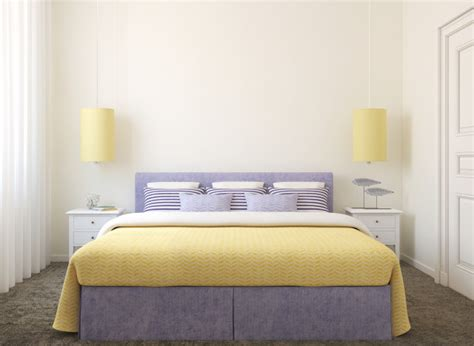 yellow purple bedroom 6 things all real grown ups in their homes huffpost