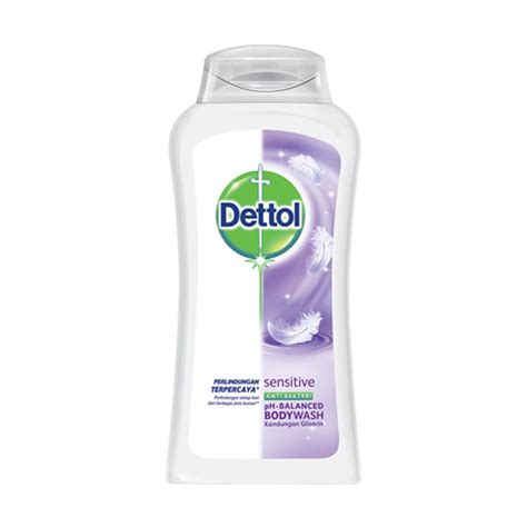 Sabun Cair Dettol jual dettol bottle sensitive sabun mandi 300 ml