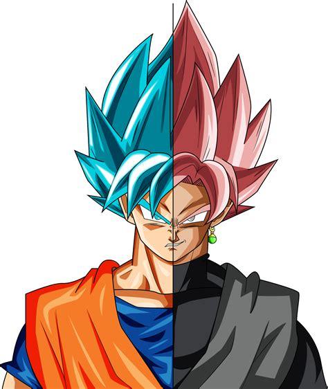 Goku Z goku and goku black vs team vegeta battles comic vine