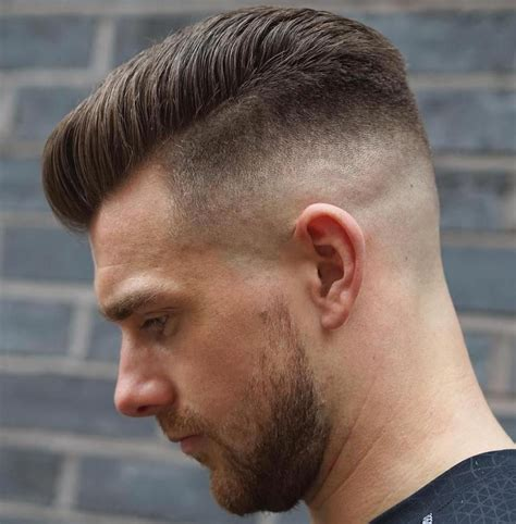 60s 70s high fade pomp mens haircut 30 ultra cool high fade haircuts for men high fade skin