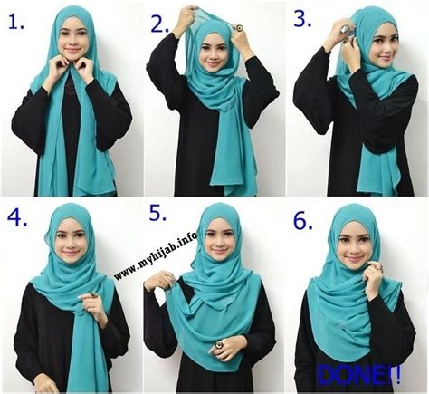 tutorial hijab simple selendang cara pakai hijab shawl with hijab tutorial hijabiworld