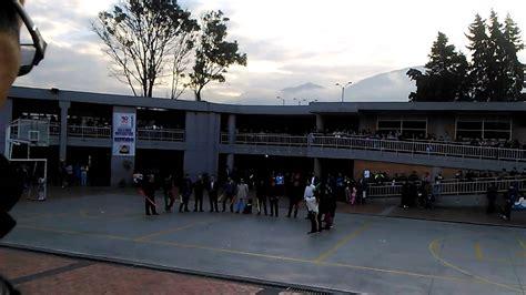 colegio enrrique olaya herrera bienvenida orquesta filarmonica al colegio enrique olaya