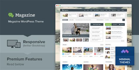 bootstrap newspaper layout magazine responsive multi purpose magazine wordpress