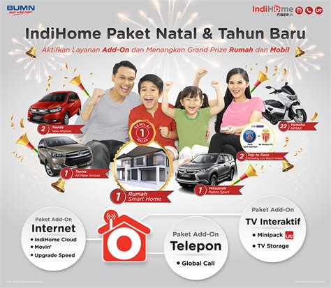 film spesial natal dan tahun baru indihome fiber internet cepat internet indonesia