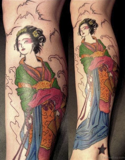 geisha tattoo design geisha images designs
