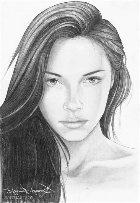 Drawing Realistic Faces by Realistic Drawing Drawing Realistic Faces Grils