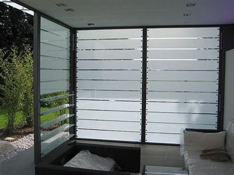 Bathroom Window Louvers Frosted Louvered Windows Bathroom Sunroom