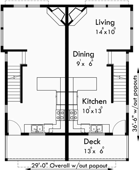 3 story duplex floor plans narrow townhouse plan duplex design 3 story townhouse d 547