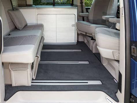 Tapis California by Brandrup Tapis En Velours T6 T5 Volkswagen