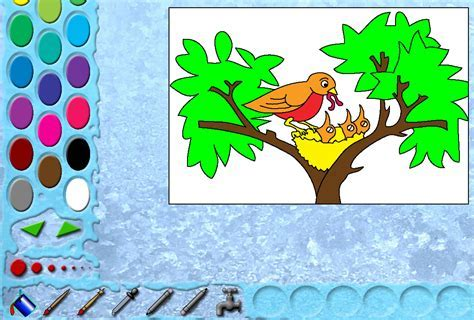 kea coloring book games - Download Kea Coloring Book for Android ...