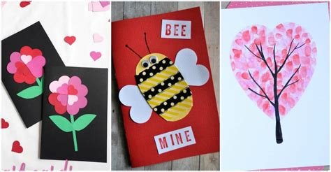 how to make a valentines day card 15 diy s day cards for columbia