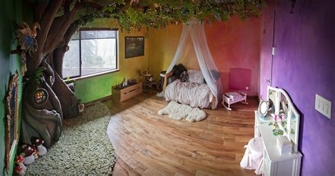 how to make the best bedroom ever best dad ever builds a tree in his daughter s bedroom