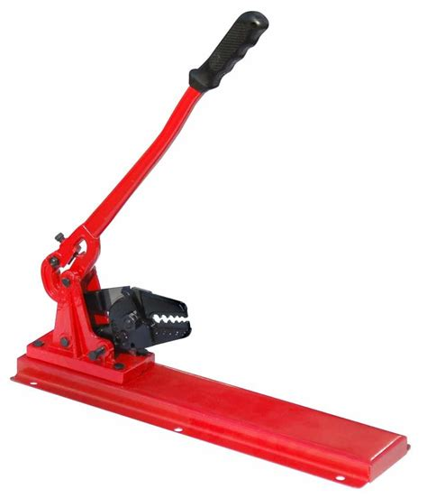 bench swager tie down 43010 1 16 quot 3 16 quot bench swager with cutter by