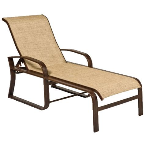cayman isle outdoor chaise lounge by woodard patio
