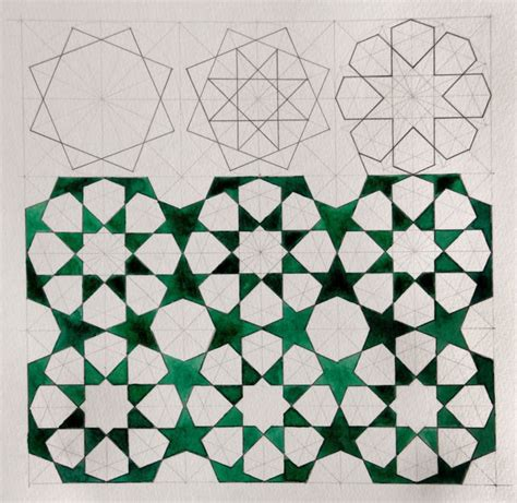 islamic pattern tumblr islamic design repeating star pattern prints and