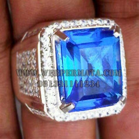 Batu Akik Obsidian Yellow cincin batu permata blue obsidian web batu permata