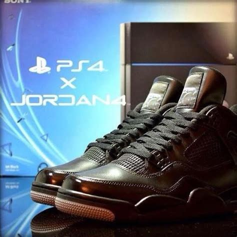ps4 jordan themes air jordan 4 quot playstation 4 quot pack sbd