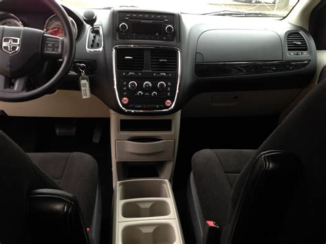 Grand Caravan Interior by Dodge Grand Caravan 2014 Sxt Image 106