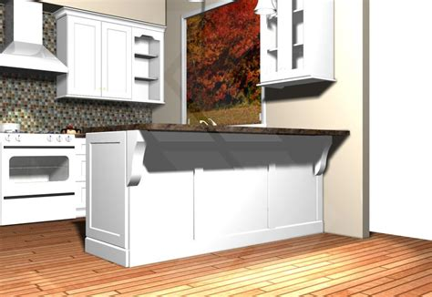 Kitchen Island Panel Ideas Kitchen Design Installation Tips Photo Gallery