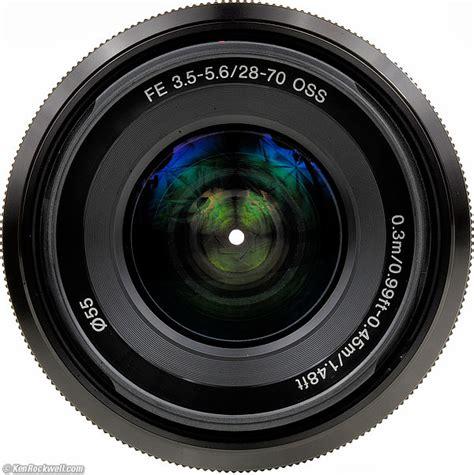 Sony Lens Fe 28 70mm F3 5 6 3 Oss Le sony fe 28 70mm oss