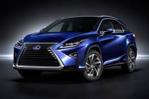 Of Lexus Lexus Rx The Fourth Generation Lands At 2015 New York