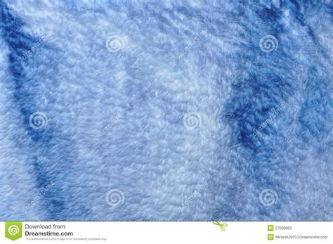 Blaue Decke by Soft Blue Blanket Stock Photography Image 27036002