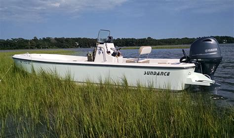 sundance boats reviews sundance dx20 the family fishing friendly skiff