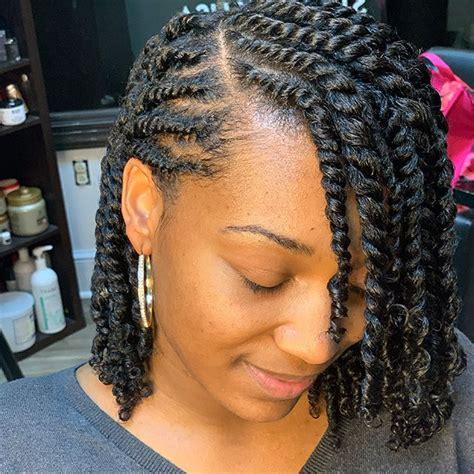 styles  lisa  natural choice natural hair flat
