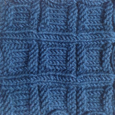 degussa bank heidelberg knitting stitches ribbed leaf stitch is accomplished